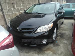 Toyota Corolla 2013 Black | Cars for sale in Lagos State, Amuwo-Odofin