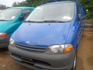 Long Container Direct Fuel Toyota Hiace 2010 Blue | Buses & Microbuses for sale in Lagos State, Apapa