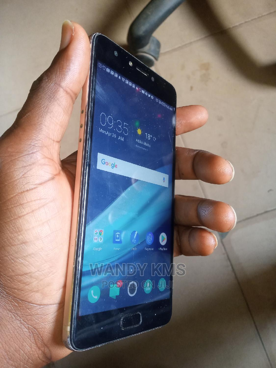 Archive: Infinix Note 4 Pro 32 GB Gold