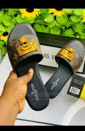 Beautiful High Quality Ladies Classic Designers Slippers   Shoes for sale in Lagos State, Ikeja