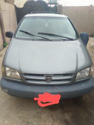 Toyota Sienna 1999 Green | Cars for sale in Oyo State, Ibadan