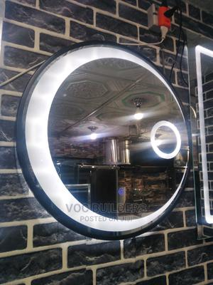 Round LED Mirror | Home Accessories for sale in Lagos State, Orile