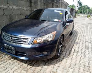 Honda Accord 2008 3.5 EX Automatic Blue | Cars for sale in Lagos State, Magodo
