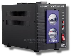 Blue Gate Relay-Voltage Stabilizer Series – 1000VA | Electrical Equipment for sale in Oyo State, Ibadan