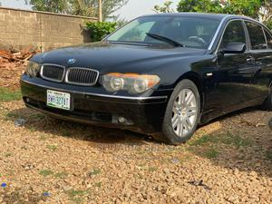 BMW 7 Series 2006 Black   Cars for sale in Abuja (FCT) State, Central Business District