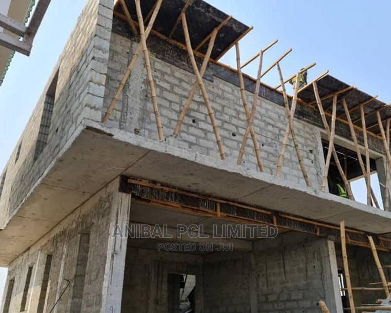 Luxury 3 Bedroom Terrace Duplex With BQ