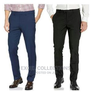 Office Plain Trouser for Men 2 in 1 | Clothing for sale in Lagos State, Surulere