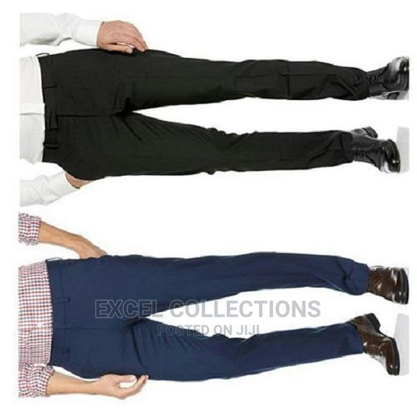 Office Plain Trouser for Men 2 in 1 | Clothing for sale in Surulere, Lagos State, Nigeria