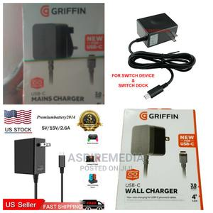 Griffin Premium Powerblock Wall Charger 45 Watt for Usb-C | Accessories & Supplies for Electronics for sale in Lagos State, Alimosho