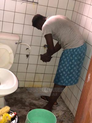 Scrub Floors and Tiles, Polish Steel   Cleaning Services for sale in Lagos State, Ojodu