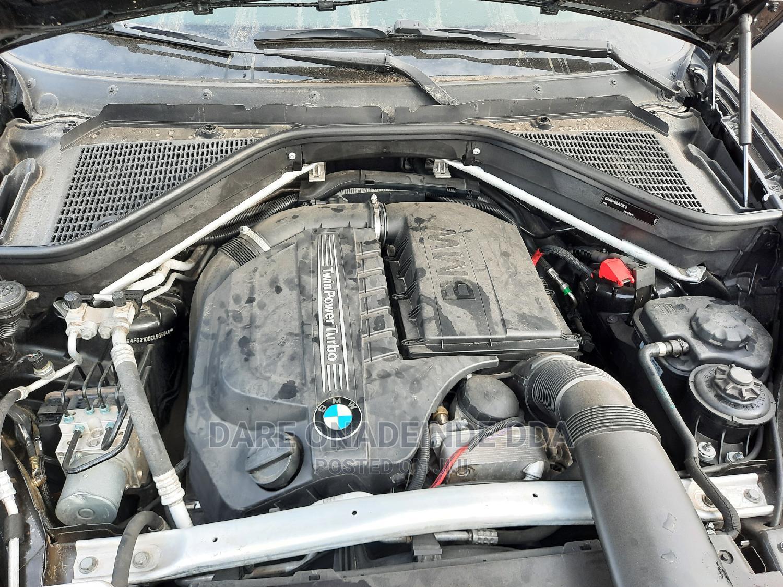 Archive: BMW X6 2015 Black