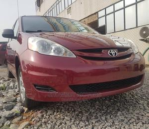 Toyota Sienna 2007 LE 4WD Red   Cars for sale in Ondo State, Akure