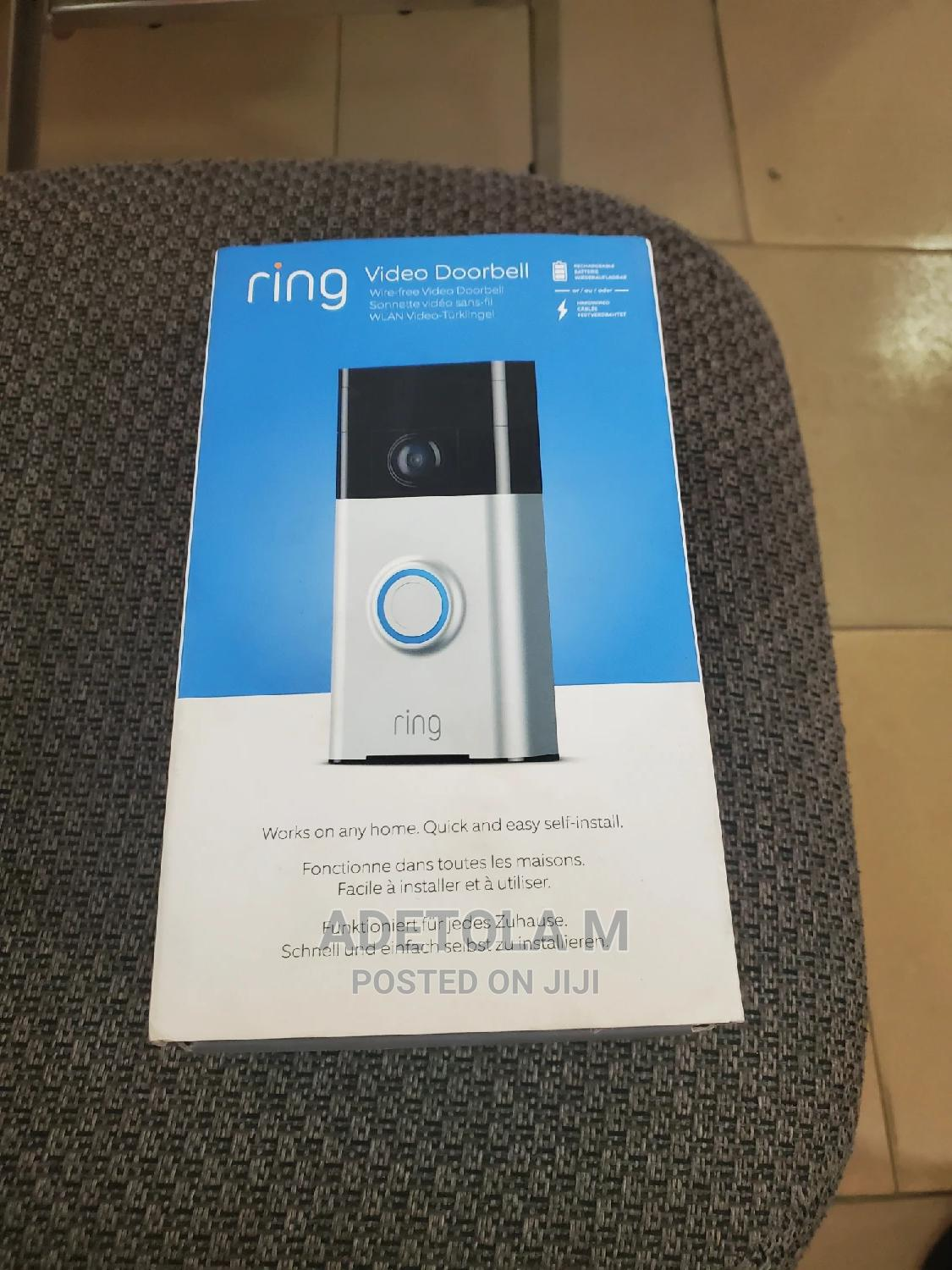 Ring Video Doorbell | Home Appliances for sale in Ibadan, Oyo State, Nigeria
