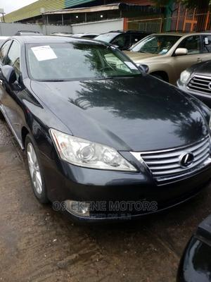 Lexus ES 2010 350 Black | Cars for sale in Lagos State, Isolo