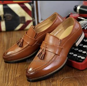 Classic Ultimate Brown Shoe for Classic Men   Shoes for sale in Lagos State, Abule Egba