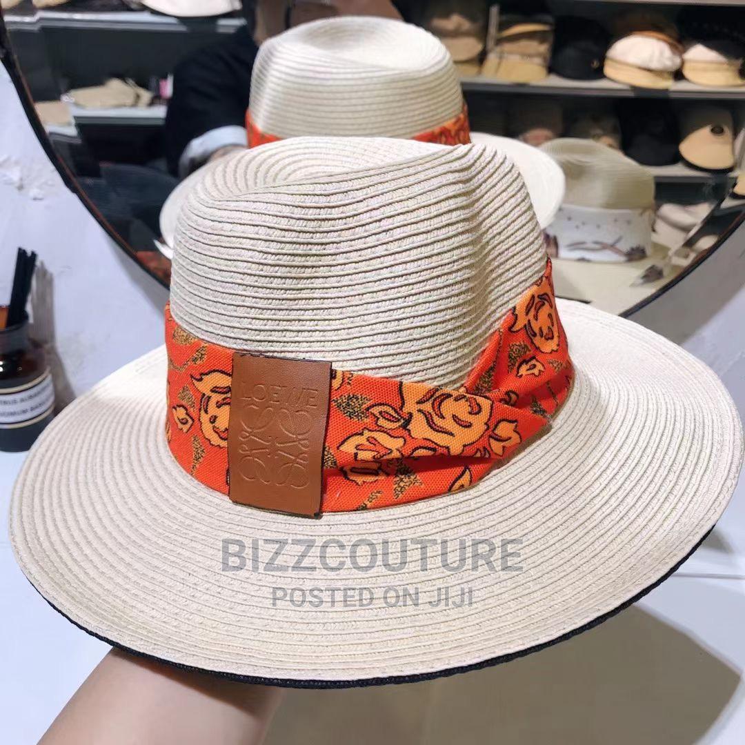 High Quality Loewe Ladies Beach Hat