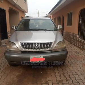 Lexus RX 2003 Silver | Cars for sale in Ogun State, Ifo