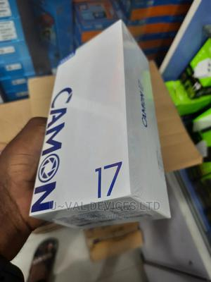 New Tecno Camon 17 128 GB Gold   Mobile Phones for sale in Lagos State, Ikeja