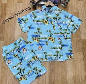 Custom Tailored Shirt and Shorts | Clothing for sale in Lagos State, Ikeja