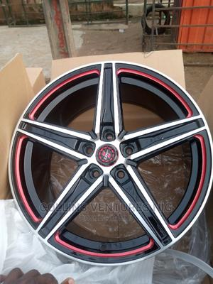 Quality Alloy Rim 18 Inches Sizes   Vehicle Parts & Accessories for sale in Lagos State, Surulere