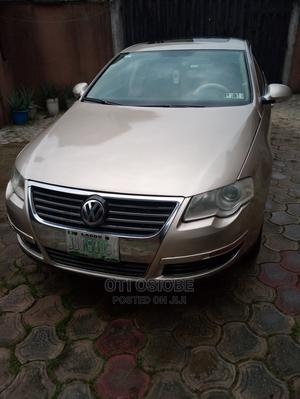 Volkswagen Passat 2006 Gold | Cars for sale in Rivers State, Port-Harcourt