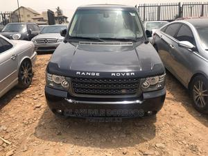 Land Rover Range Rover Vogue 2012 Black | Cars for sale in Lagos State, Ikeja