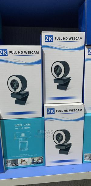 Web Cam Full Hd | Computer Accessories  for sale in Abuja (FCT) State, Wuse 2