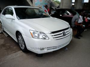 Toyota Avalon 2007 White   Cars for sale in Lagos State, Apapa