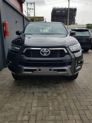New Toyota Hilux 2020 Black | Cars for sale in Lagos State, Isolo