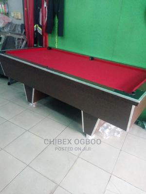 Local Snooker Board | Sports Equipment for sale in Oyo State, Ibadan