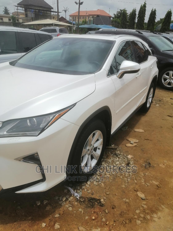 Lexus RX 2017 White   Cars for sale in Ojo, Lagos State, Nigeria