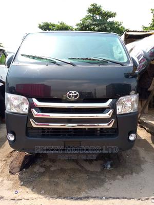 Toyota Haice Hummer 1   Buses & Microbuses for sale in Lagos State, Apapa