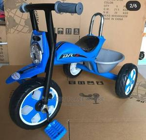 Blue Kids Tricycle  | Toys for sale in Lagos State, Lekki