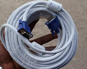 VGA Cable 15m | Computer Accessories  for sale in Lagos State, Ikeja