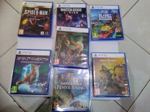 Ps5 Game Cd's::Devil May Cry 5   Video Games for sale in Abuja (FCT) State, Central Business District