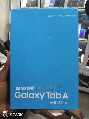 Samsung Galaxy Tab A 8.0 GB 16GB   Tablets for sale in Lagos State, Ikeja