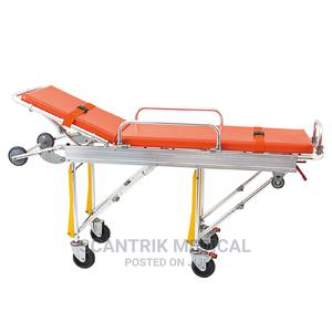 Durable Aluminum Alloy Folding Ambulance Stretcher   Medical Supplies & Equipment for sale in Abuja (FCT) State, Pyakasa