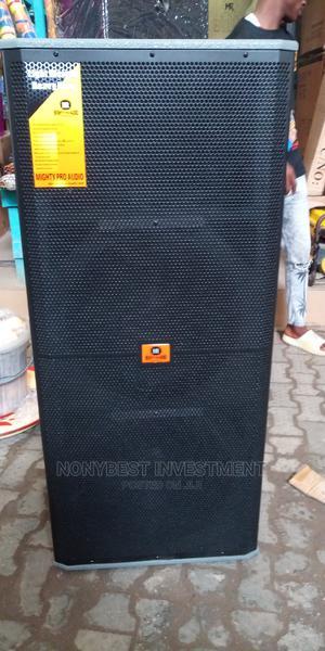 Might Pro Audio Long Speaker MSP 600   Audio & Music Equipment for sale in Lagos State, Lekki