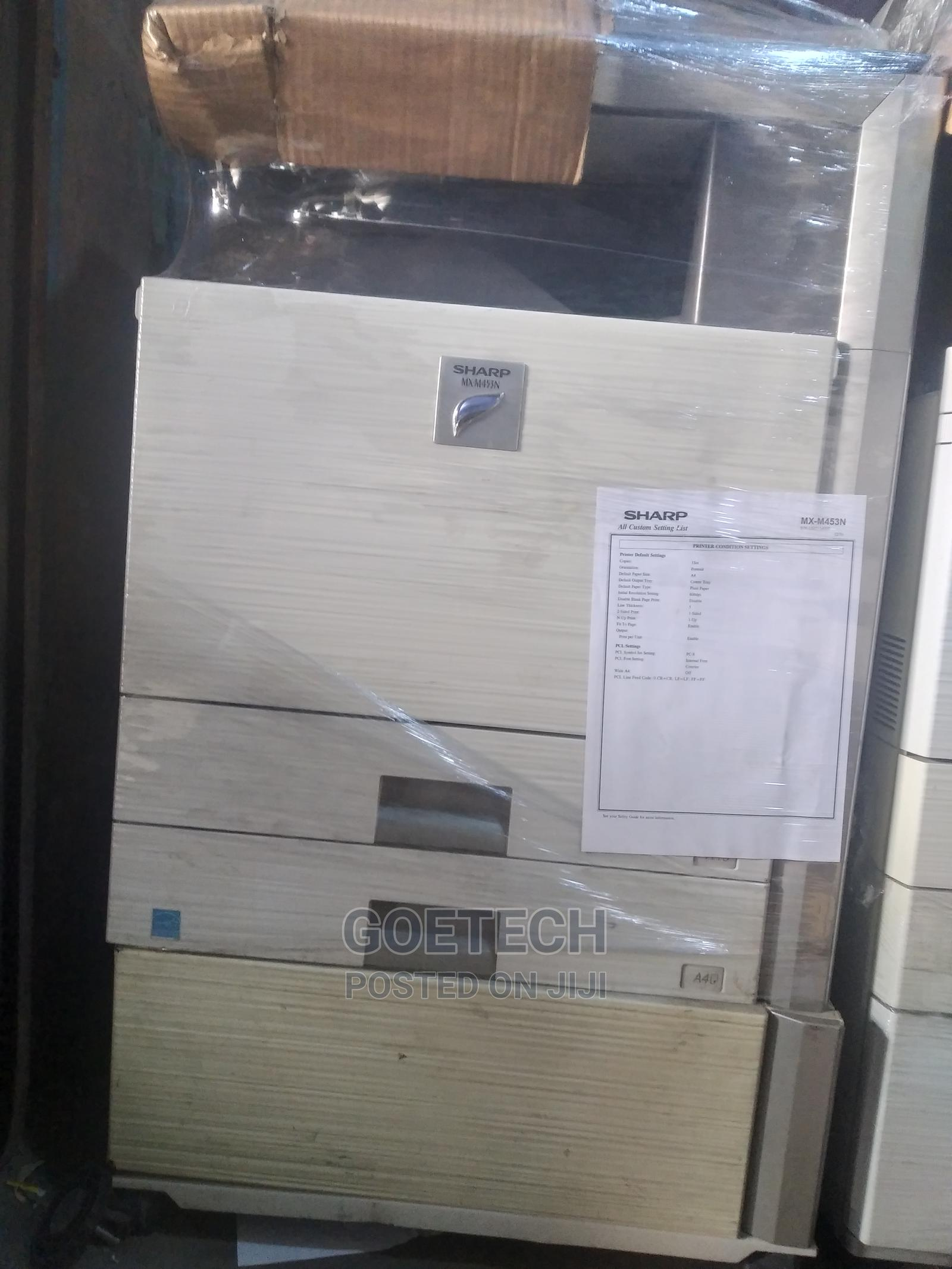 Sharp Mx M453N | Printers & Scanners for sale in Surulere, Lagos State, Nigeria