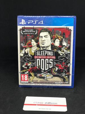 Sleeping Dogs: Definitive Edition PS4 | Video Games for sale in Lagos State, Ikeja