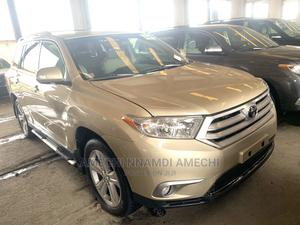 Toyota Highlander 2011 Limited Gold   Cars for sale in Lagos State, Isolo