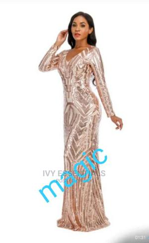 Lovely Female Long Gown | Clothing for sale in Lagos State, Alimosho