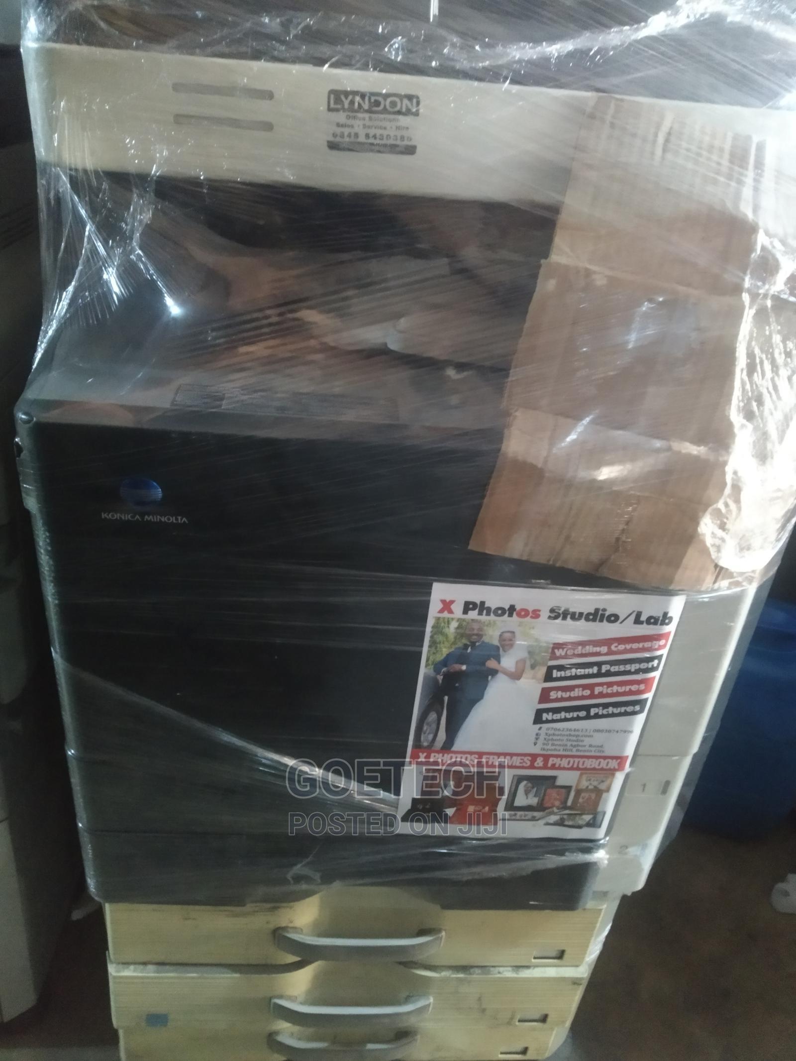 Konica Minolta Bizhub   Printers & Scanners for sale in Surulere, Lagos State, Nigeria