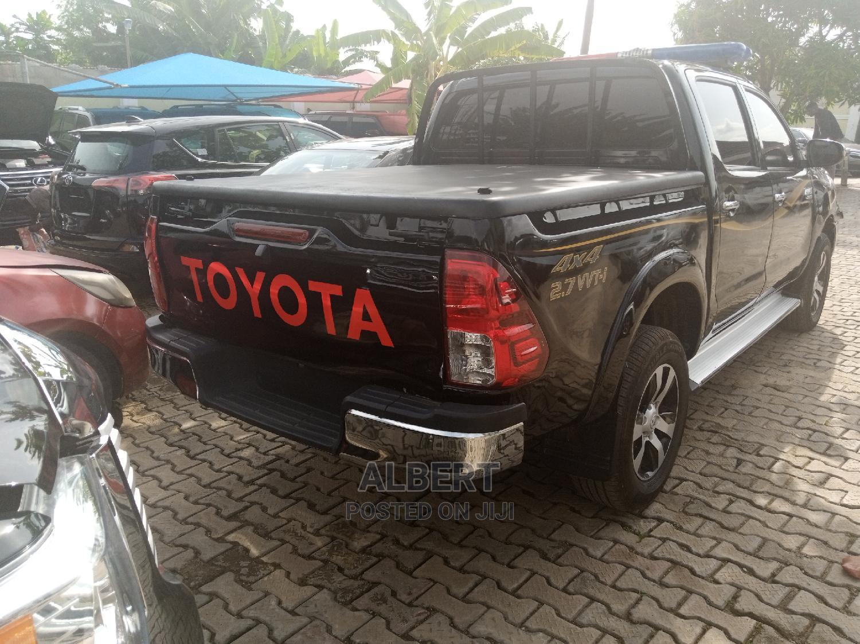 Toyota Hilux 2011 Black | Cars for sale in Ikeja, Lagos State, Nigeria