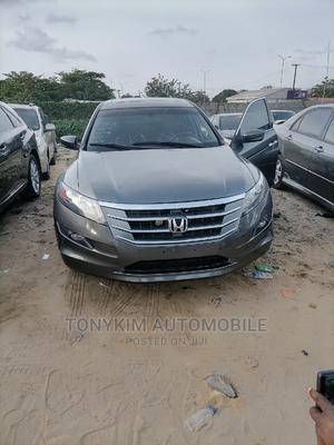 Honda Accord CrossTour 2012 EX Gray | Cars for sale in Lagos State, Amuwo-Odofin