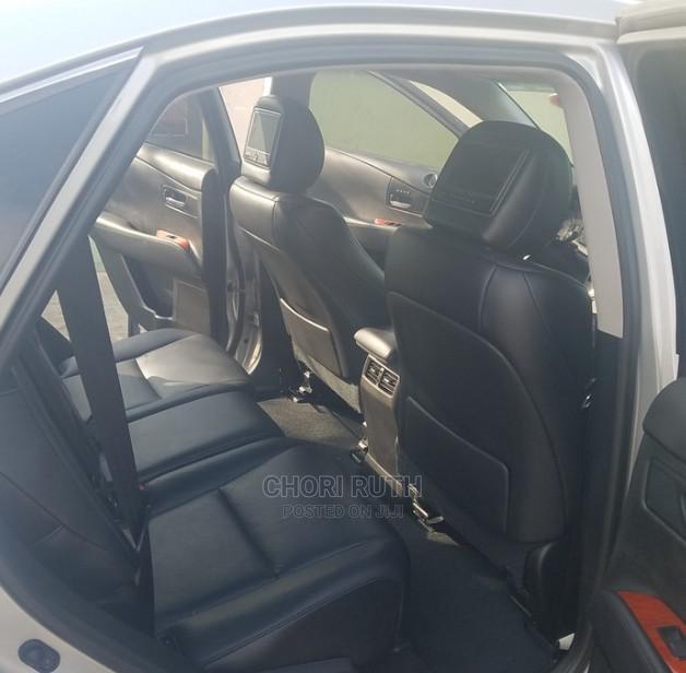 Lexus RX 2010 350 Silver   Cars for sale in Ikorodu, Lagos State, Nigeria