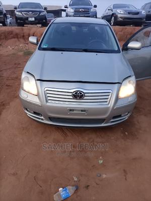 Toyota Avensis 2008 2.4 Exclusive Automatic Silver | Cars for sale in Imo State, Owerri