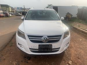 Volkswagen Tiguan 2011 S Automatic White   Cars for sale in Oyo State, Ibadan