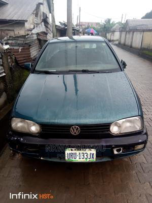 Volkswagen Golf 1999 2.0 Green   Cars for sale in Rivers State, Obio-Akpor