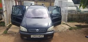 Opel Zafira 2002 Black | Cars for sale in Lagos State, Agege